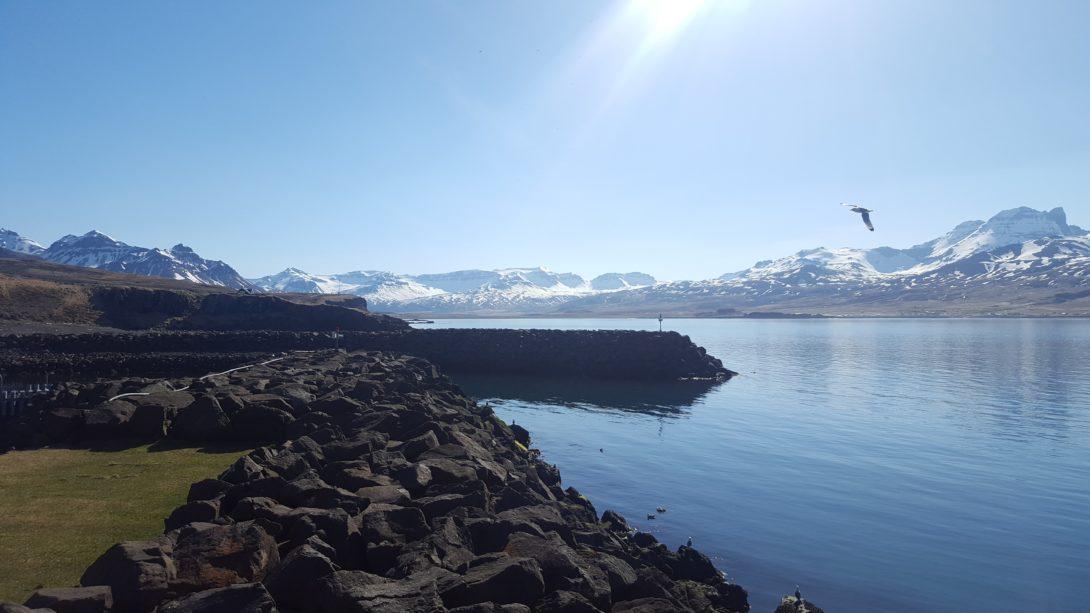 Image 1: Iceland's Landscape